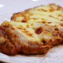 咕鹿流心披萨