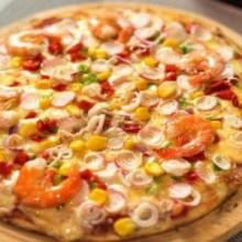 嘉顿汉堡披萨
