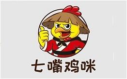 七嘴鸡咪LOGO