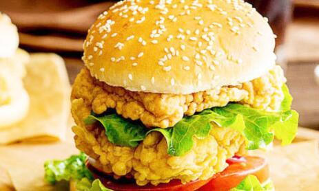 美食汉堡炸鸡加盟费用
