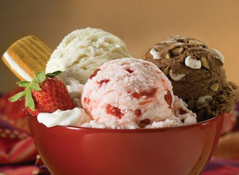 博格特冰淇淋