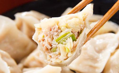 一鲜馆水饺加盟