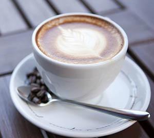 85度咖啡店