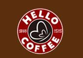 HelloCafe咖啡加盟LOGO