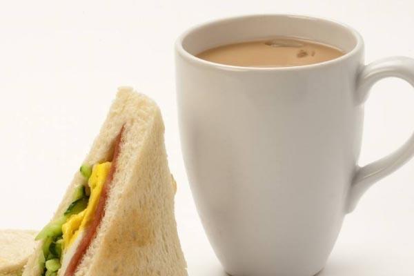 避风塘奶茶