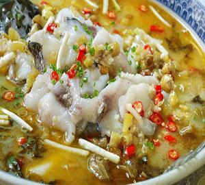 金佬馆酸菜鱼