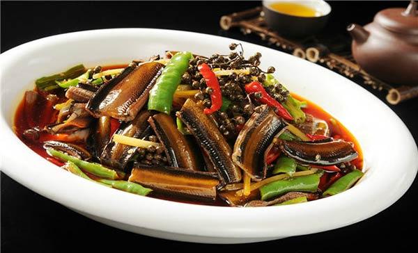 蜀江春中餐