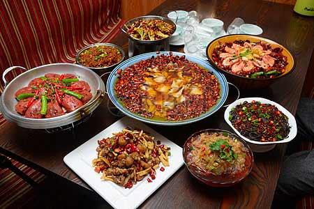 福士鸭中餐