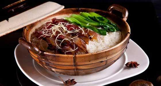 范米粒煲仔饭