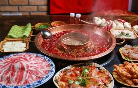 大红袍火锅
